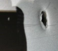 スバル・サンバの鈑金修理事例(1)のサムネイル