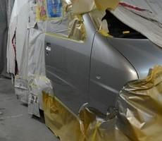 トヨタ・スパーキーの鈑金修理事例(1)のサムネイル