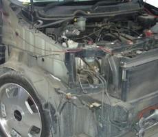ホンダ・ステップワゴンの鈑金修理事例(2)のサムネイル