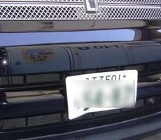 トヨタ・ヴォクシーの鈑金修理事例(2)のサムネイル