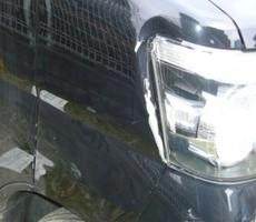 ダイハツ・アトレーワゴンの鈑金修理事例(1)のサムネイル