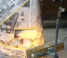 ダイハツ・タントの鈑金修理事例(7)のサムネイル