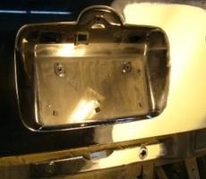 ダイハツ・タントの鈑金修理事例(6)のサムネイル
