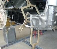 日産・ウイングロードの鈑金修理事例(3)のサムネイル