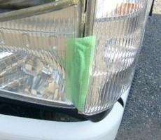 いすゞ・ELFの鈑金修理事例のサムネイル