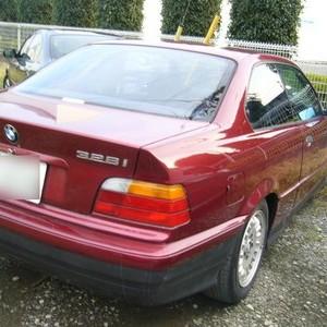 BMWの鈑金修理事例(3)