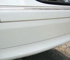 ベンツ・C200の鈑金修理事例(1)のサムネイル