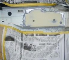 ダイハツ・ムーブの鈑金修理事例(2)のサムネイル