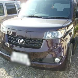 トヨタ・Bbの鈑金修理事例(3)