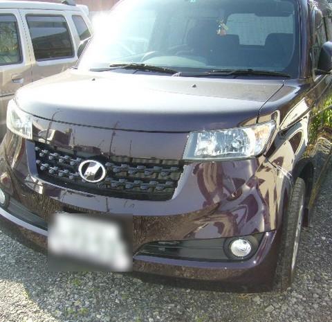 トヨタ・Bbの鈑金修理事例(3)のサムネイル
