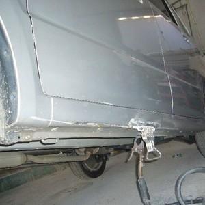 スズキ・ワゴンRの鈑金修理事例(11)