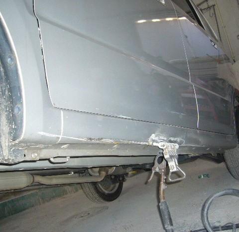 スズキ・ワゴンRの鈑金修理事例(11)のサムネイル