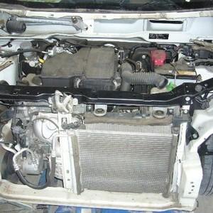 スズキ・ワゴンRの鈑金修理事例(7)
