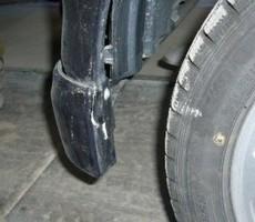 スズキ・ワゴンRの鈑金修理事例(8)のサムネイル