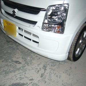 スズキ・ワゴンRの鈑金修理事例(14)
