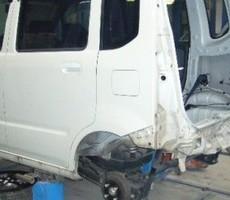 スズキ・ワゴンRの鈑金修理事例(14)のサムネイル