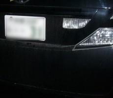 トヨタ・ヴェルファイアの鈑金修理事例(1)のサムネイル