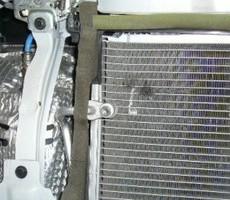 ダイハツ・タントの鈑金修理事例(4)のサムネイル